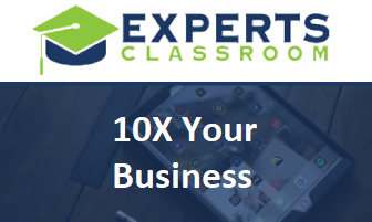 """""""Finally! A Scientifically-Backed, 15-Minute Daily  Routine To Actually 10x Your Business In 10 Months (Or Less)"""""""